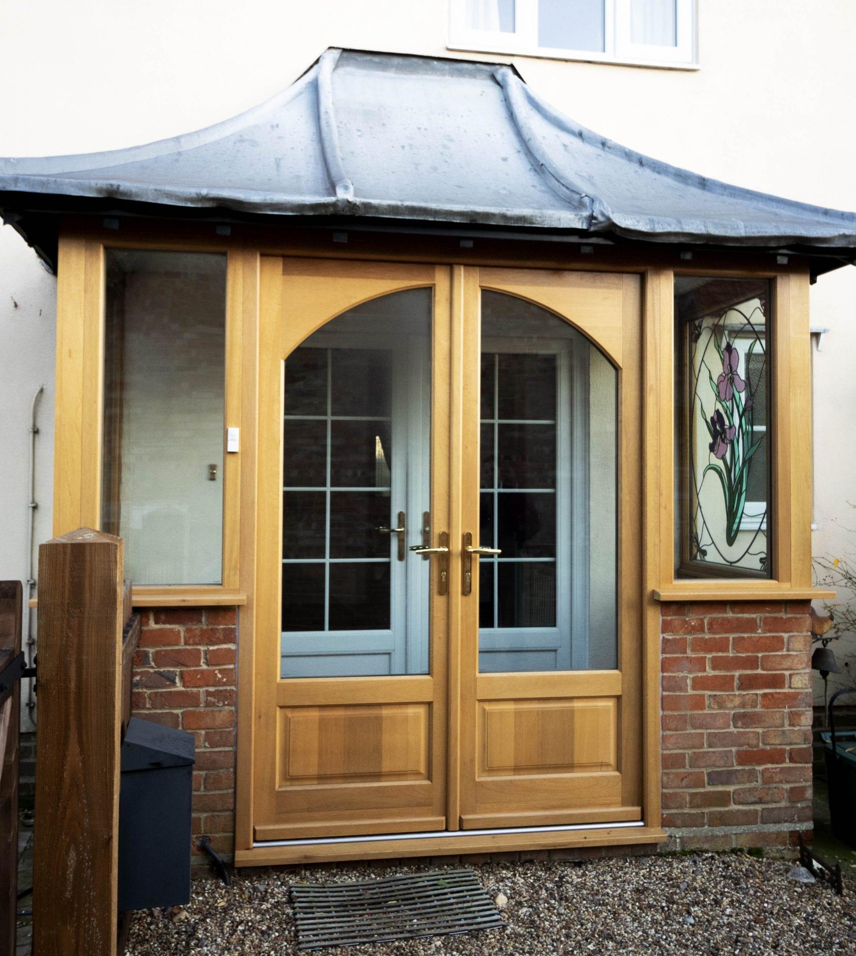 French Doors - Timbertherm Windows